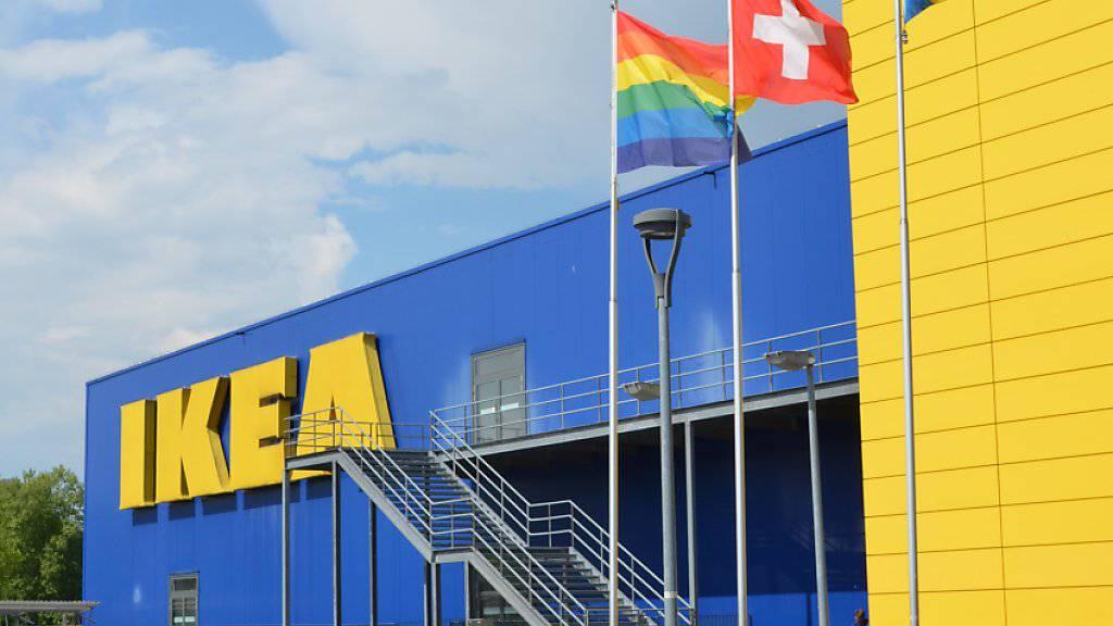 Das schwedische Möbelhaus Ikea verschreibt sich dem Umweltschutz.