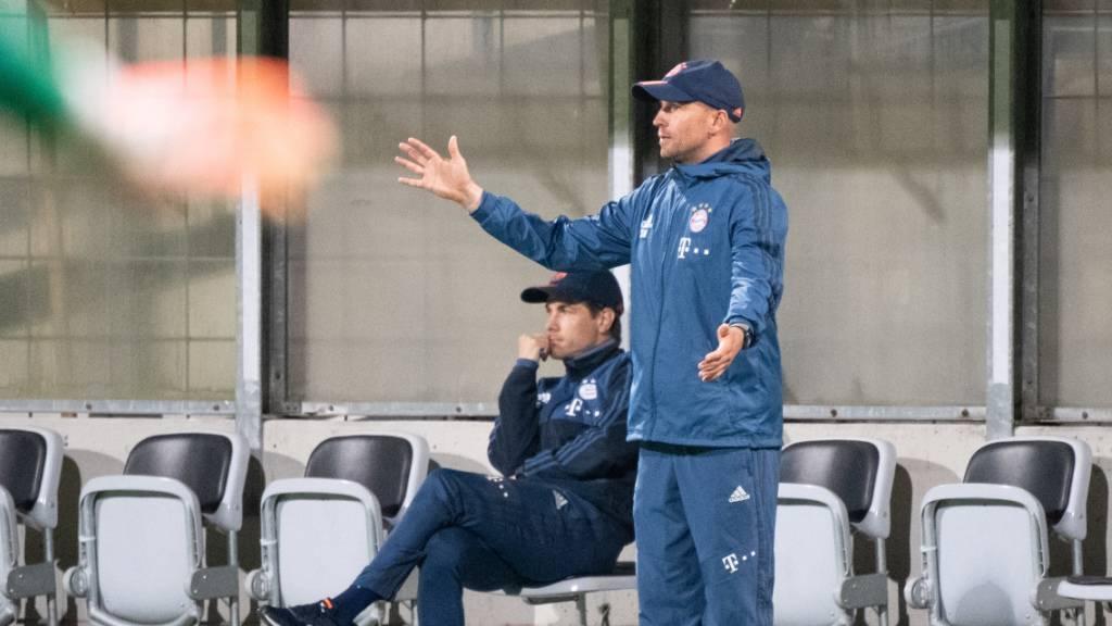 Sebastian Hoeness übernimmt bei Hoffenheim