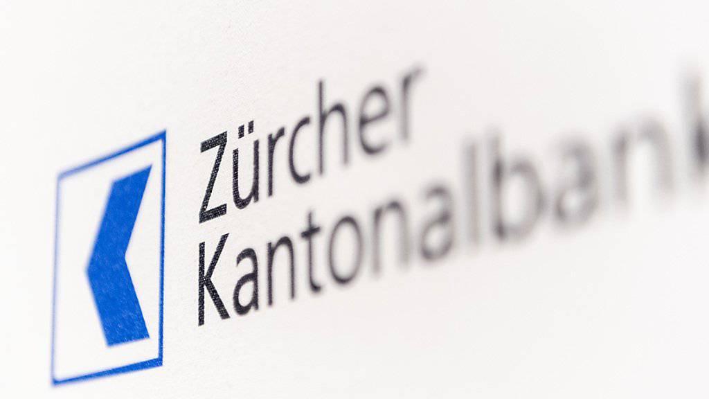Die Zürcher Kantonalbank hat im ersten Halbjahr 2019 einen geringeren Gewinn erzielt. (Archiv)