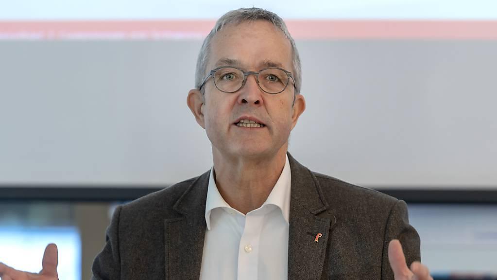 Regierungsrat und OK-Präsident Thomas Weber ist vorsichtig optimistisch.