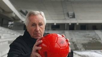 Walter Eich war auch im Stade de Suisse noch häufiger Gast