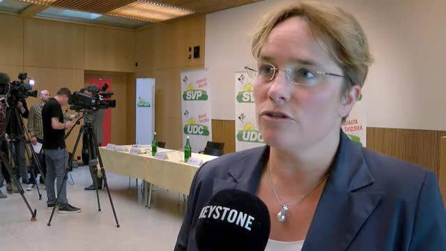 Magdalena Martullo-Blocher: «Ich kann etwas bringen in Bern»