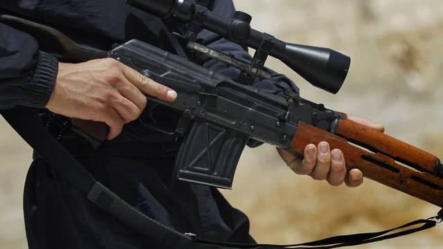 Bewaffneter in Syrien (Symbolbild)