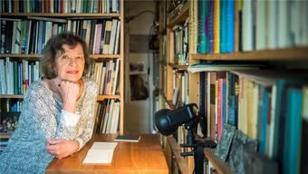 Zsuzsanna Gahse schreibt im Zwischenraum von Prosa und Poesie.Reto Martin