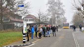 Das Gäu gehört zu den am stärksten wachsenden Bezirken des Kantons Solothurn, deshalb müssen sich sowohl die Kreisschule als auch die Gemeinden mit der Schaffung von zusätzlichem Schulraum beschäftigen. (Symbolbild)