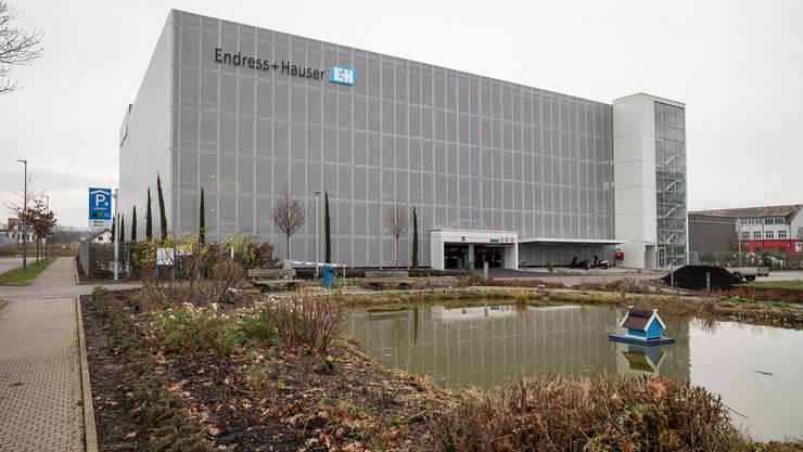 Leitsysteme für die Parkhäuser in Friedlingen _ Weil am Rhein (D)006