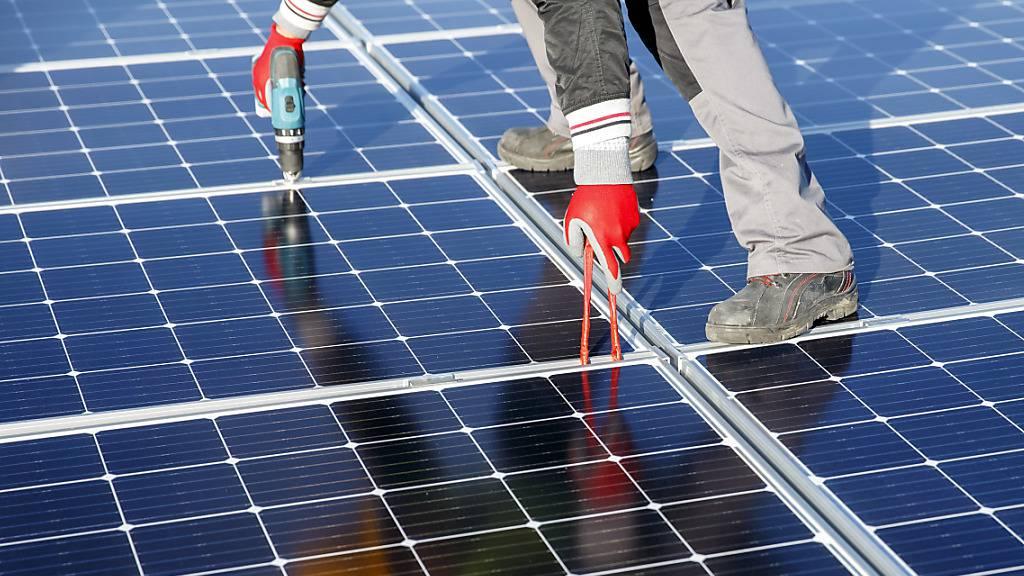 Meyer Burger will Hersteller von Solarzellen werden
