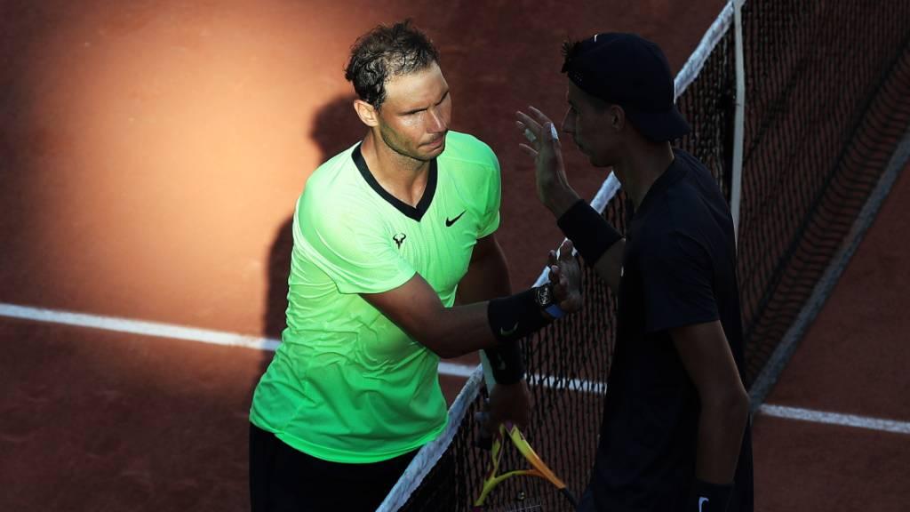 Nadal und Djokovic starten standesgemäss