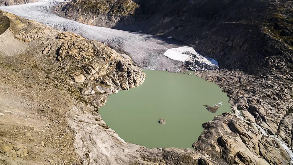Allein im letzten Jahrzehnt bildeten sich 180 neue Gletscherseen