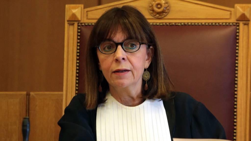 Griechenland wählt erstmals eine Frau zum Staatsoberhaupt