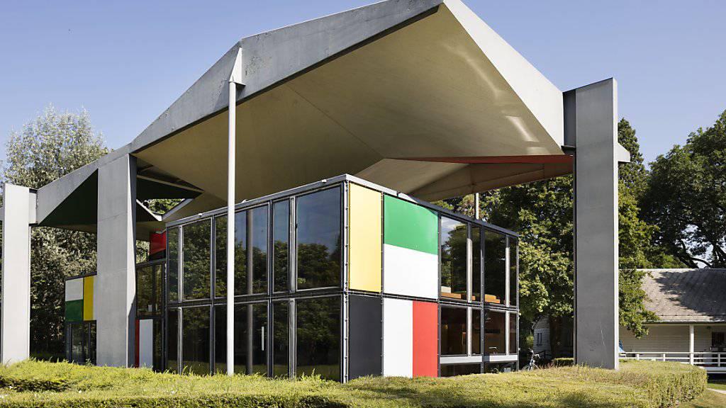 Um das Corbusier-Museum in Zürich schwelt seit längerem ein Streit. (Archivbild)