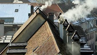 """""""Grenchen heizt zu 90 Prozent mit fossiler Energie"""", betont Bapluk-Präsident Konrad Schleiss"""