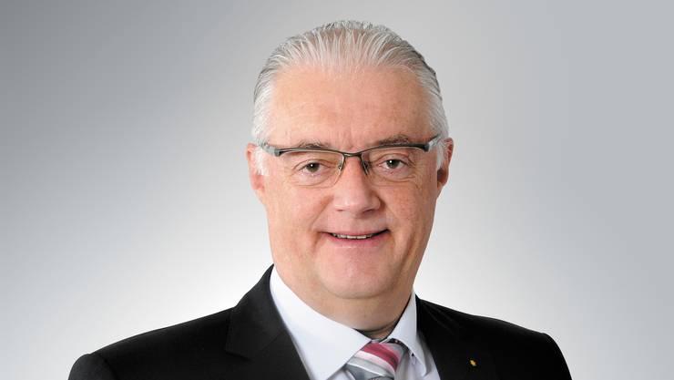 «Die Stellenaufstockung ist tatsächlich beträchtlich», Roland Kuster (CVP), Gemeindeamman Wettingen