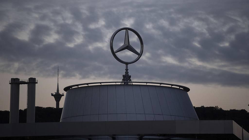 Daimler verzeichnet wegen Coronakrise Quartalsverlust