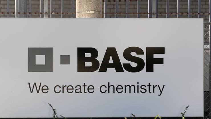 Agrargeschäft gibt BASF zum Jahresende Schub. (Archiv)
