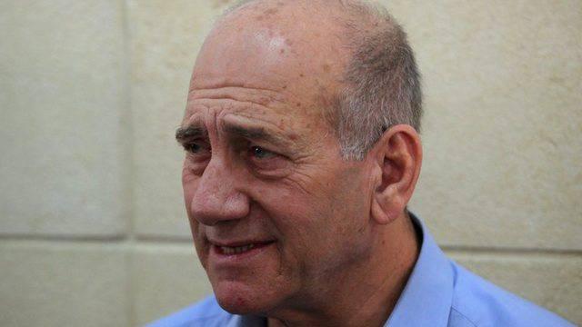 Der israelische Ex-Ministerpräsident Ehud Olmert (Archiv)