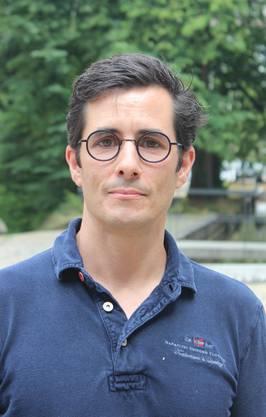 Schulpflegepräsident Daniel Fondado.