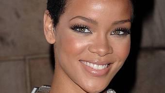 Sängerin Rihanna in New York