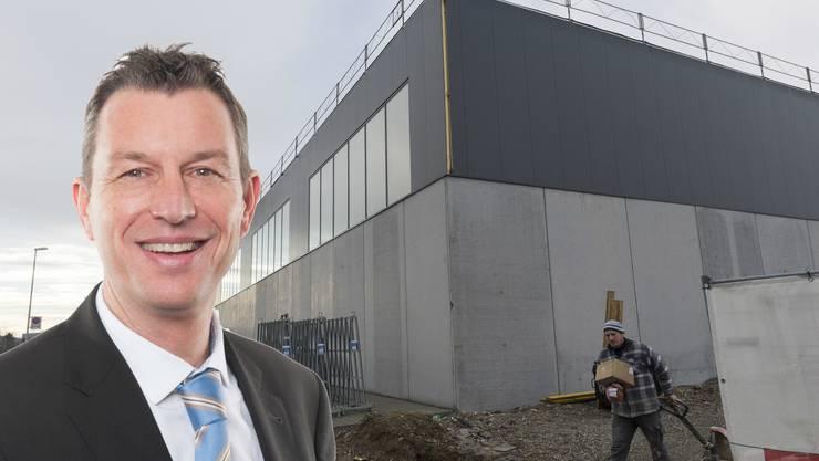 Christian Koch, kantonaler Leiter Sektion Sport: «Der Regierungsrat hat das Vorhaben in sportlicher, rechtlicher und auch in finanzieller Hinsicht sehr genau prüfen lassen.»