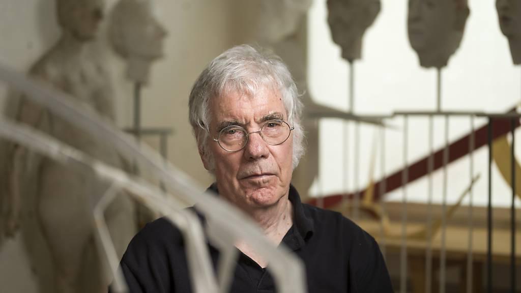 Solothurner Bildhauer Schang Hutter ist gestorben