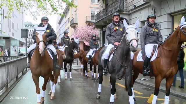 Vorschriften für Pferd und Reiter