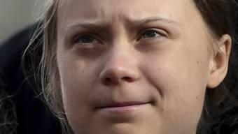 Klimaaktivistin Greta Thunberg feiert Halloween in ihrer schwedischen Heimat nicht - in Nordamerika, wo sie derzeit ist, indes schon. Allerdings muss sie sich nicht verkleiden: Wütende Klimaleugner erschreckt sie auch so. (Archivbild)
