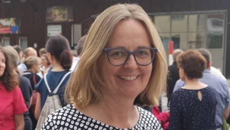 Die Ammerswiler Frau Gemeindeammann Marianne Horner ist neue Gemeindeschreiberin von Rümikon. (Archivbild)