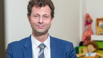 Stephan Kupferschmid hatte die Leitung des Bereichs erst im November 2016 übernommen.