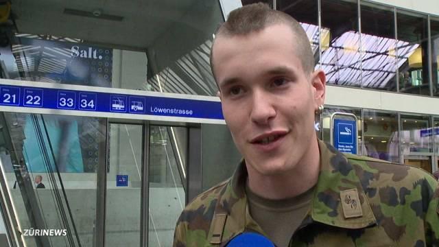 Akzeptanz-Boom für Schweizer Armee