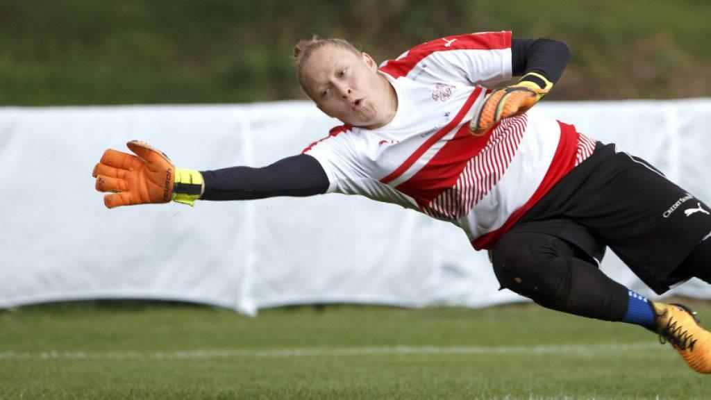 Nationaltorhüterin Seraina Friedli wechselt den Klub