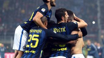 Inter Mailand startete mit einem Sieg in das neue Jahr