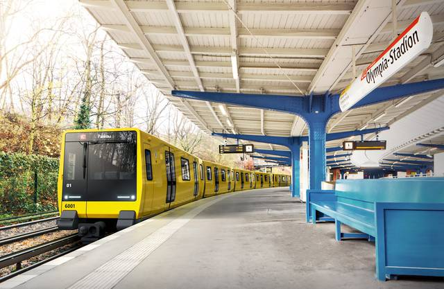 Ein ganz dicker Fisch: Im März hat Stadler eine Ausschreibung der Berliner Verkehrsbetriebe zur Lieferung von bis zu 1500 U-Bahn-Wagen gewonnen. Gesamtvolumen: Bis zu drei Milliarden Euro.
