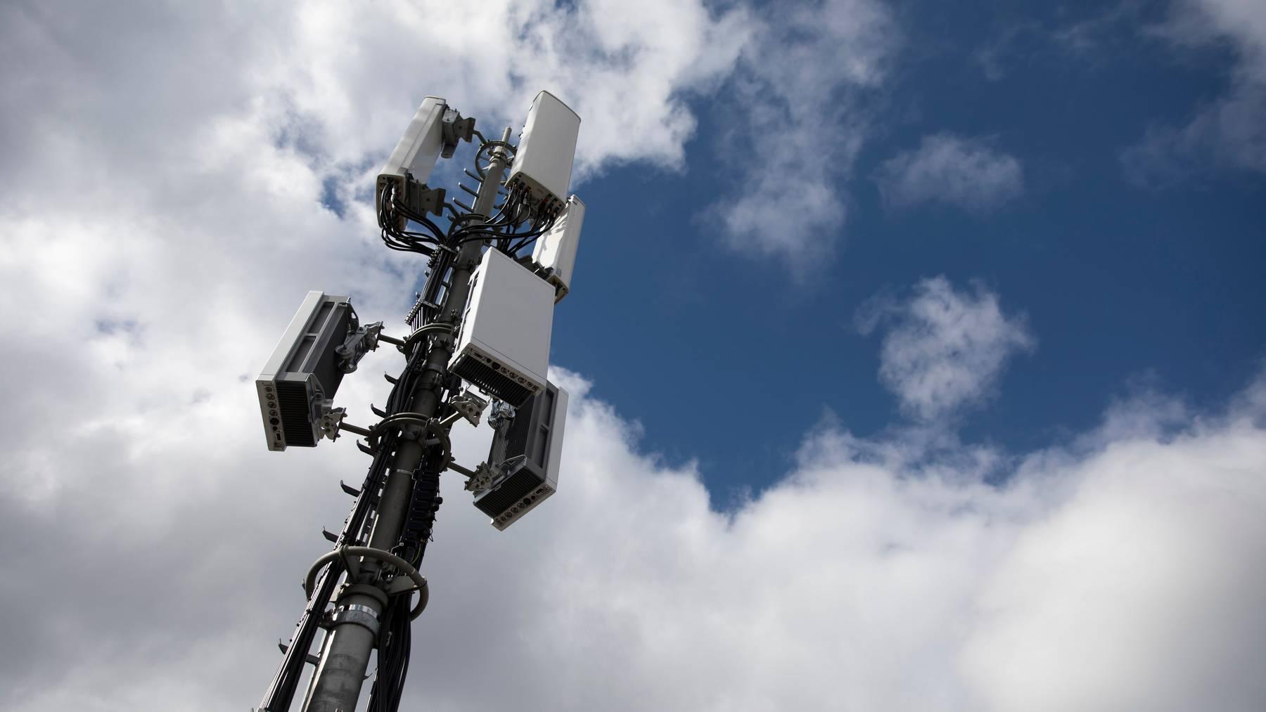 Der Ausbau der neuen Mobilfunk-Generation 5G ist umstritten.