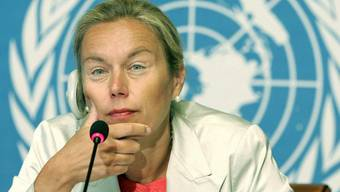 Leiterin der Kontrolmission in Syrien: Sigrid Kaag (Archiv)