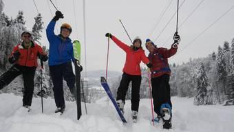 Skiparadies Neuenhof, Samstag 16. Januar 2021
