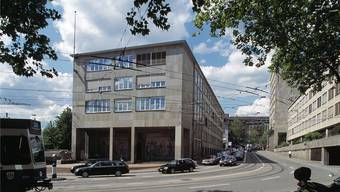Wo die kantonale Verwaltung zu Hause ist: Am Walcheplatz 1 am Neumühlequai sitzt zum Beispiel die Finanzdirektion an bester Lage nahe des Hauptbahnhofs.