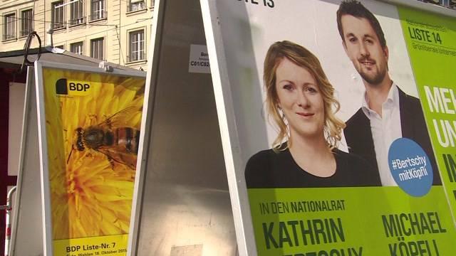 Ehemalige Nationalräte kritisieren Wahlkampf-Effizienz 2015