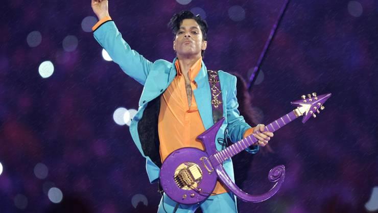 Prince hat ein verlockendes Erbe hinterlassen: Noch ist nicht klar, wer es bekommt - die Kandidatenliste wird länger und länger. (Archiv)
