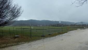 Auf diesem Gelände ist das CSL Behring Werk geplant