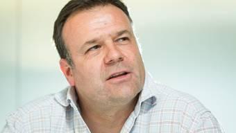 Ex FC-Aarau-Trainer Patrick Rahmen assistiert in Basel Ciriaco Sforza.
