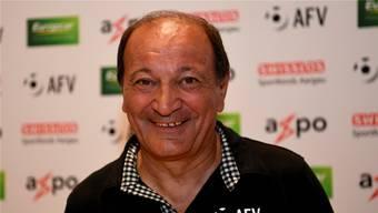 «Die Nacht des Aargauer Fussballs ist für mich das Tüpfelchen aufs i. Ich freue mich auf das Highlight des Jahres.» - Luigi Ponte, Präsident des Aargauischen Fussballverbandes.