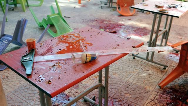 An der Uni Damaskus schlugen Granaten ein - mehrere Menschen wurden getötet