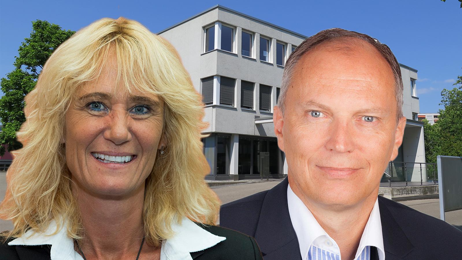 Susanne Voser (CVP) und Andreas Muff (parteilos) haben ihre Demissionen aus dem Gemeinderat eingereicht.