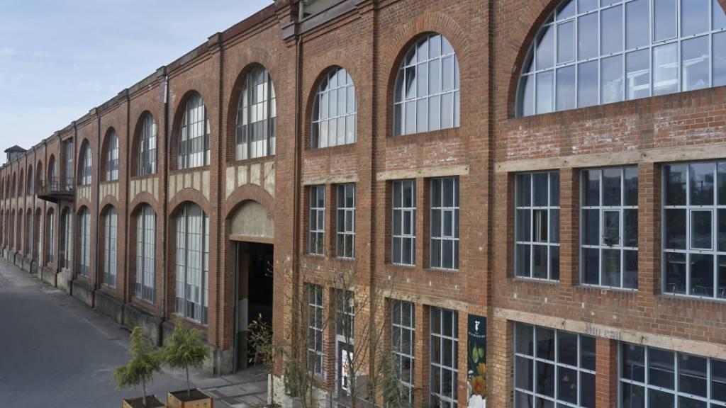 In der Webmaschinenhalle auf dem Saurerareal in Arbon TG soll das Neue Historische Museum Thurgau eingerichtet werden.