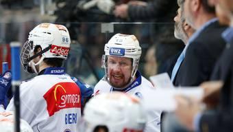 Durfte im ersten Finalspiel nicht mittun: ZSC-Verteidigerlegende Mathias Seger