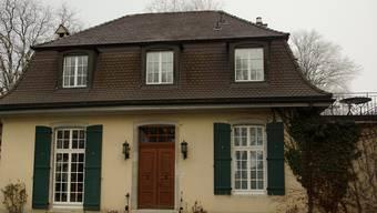 In diesem Haus ist die Pfarrwohnung eingerichtet. Hier soll bald ein neuer Pfarrer für Aeschi, Bolken, Drei Höfe, Etziken, Hüniken, Horriwil und Subingen einziehen.