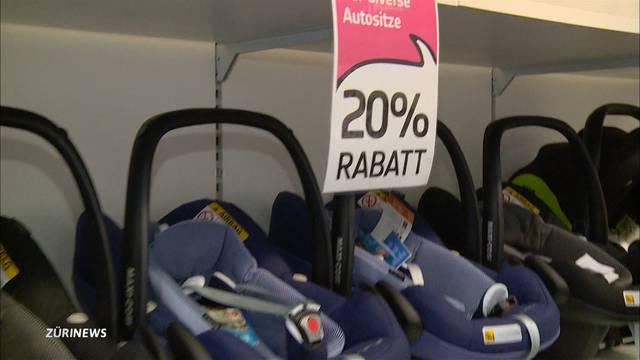 Kinderwagen zu teuer, iPhone leistbar