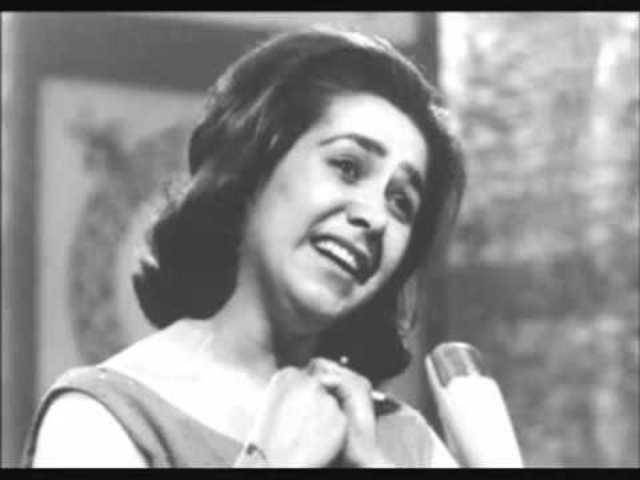 Eurovision 1964 Switzerland   Anita Traversi   I miei pensieri