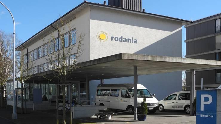 Die ehemalige Uhrenfabrik beim Südbahnhof gab der Stiftung Rodania den Namen und inzwischen auch die Räume.