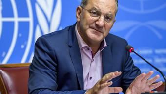 Laut WHO-Nothilfekoordinator Peter Salama ist der Einsatz in Kongo gefährlich. (Archivbild)